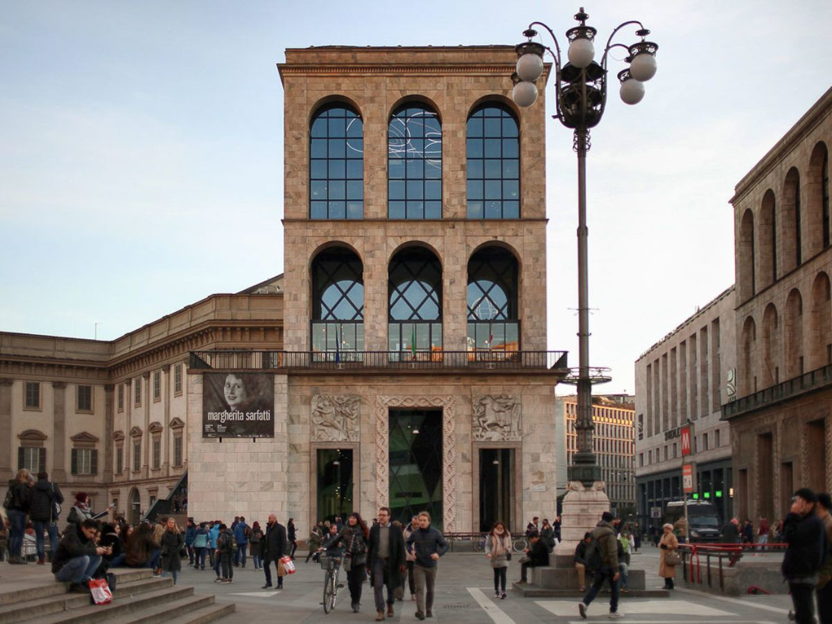 THE MUSEUM OF NOVECENTO